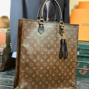 LOUIS VUITTON  Custom Finished Handbag Briefcase
